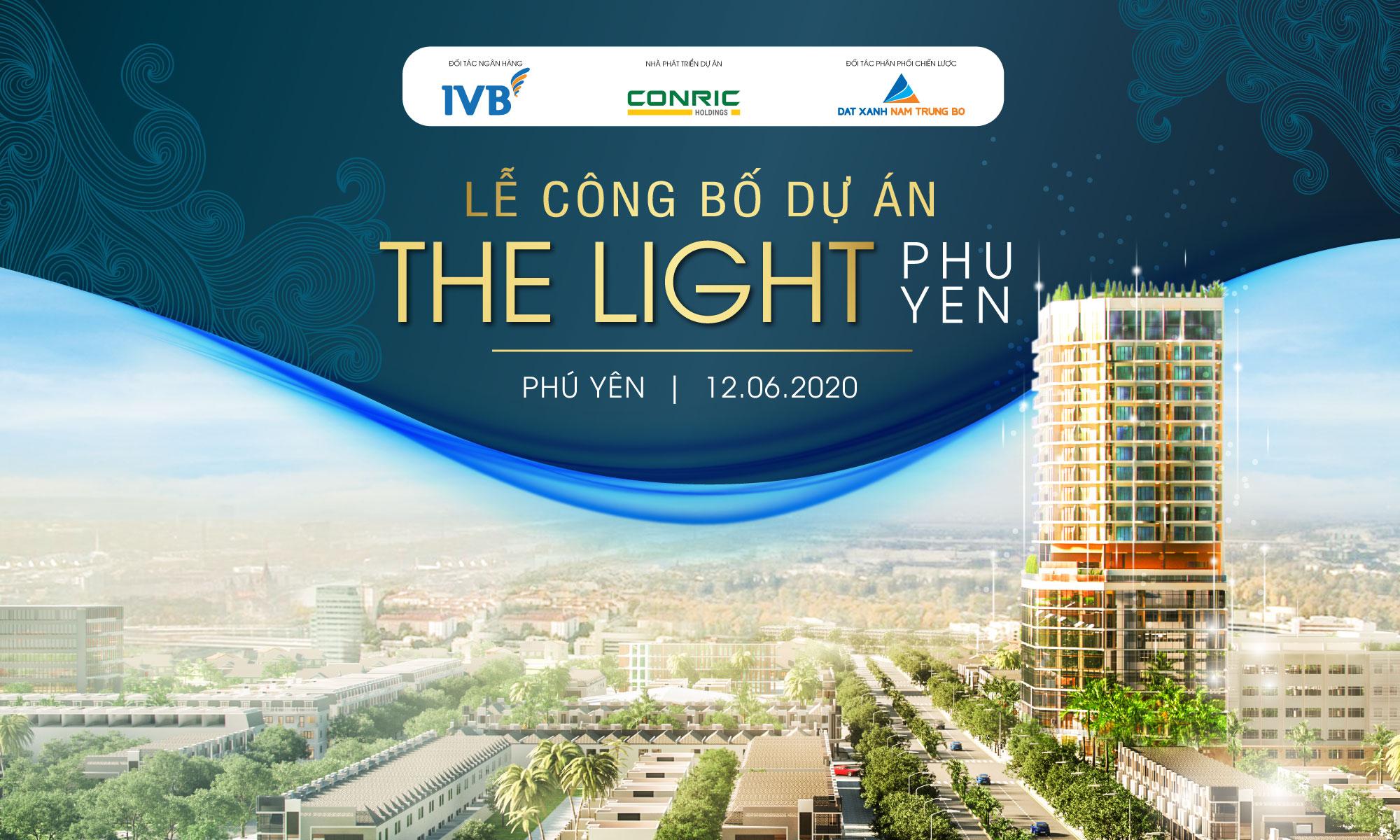 Căn hộ The Light Phú Yên chính thức ra mắt thị trường