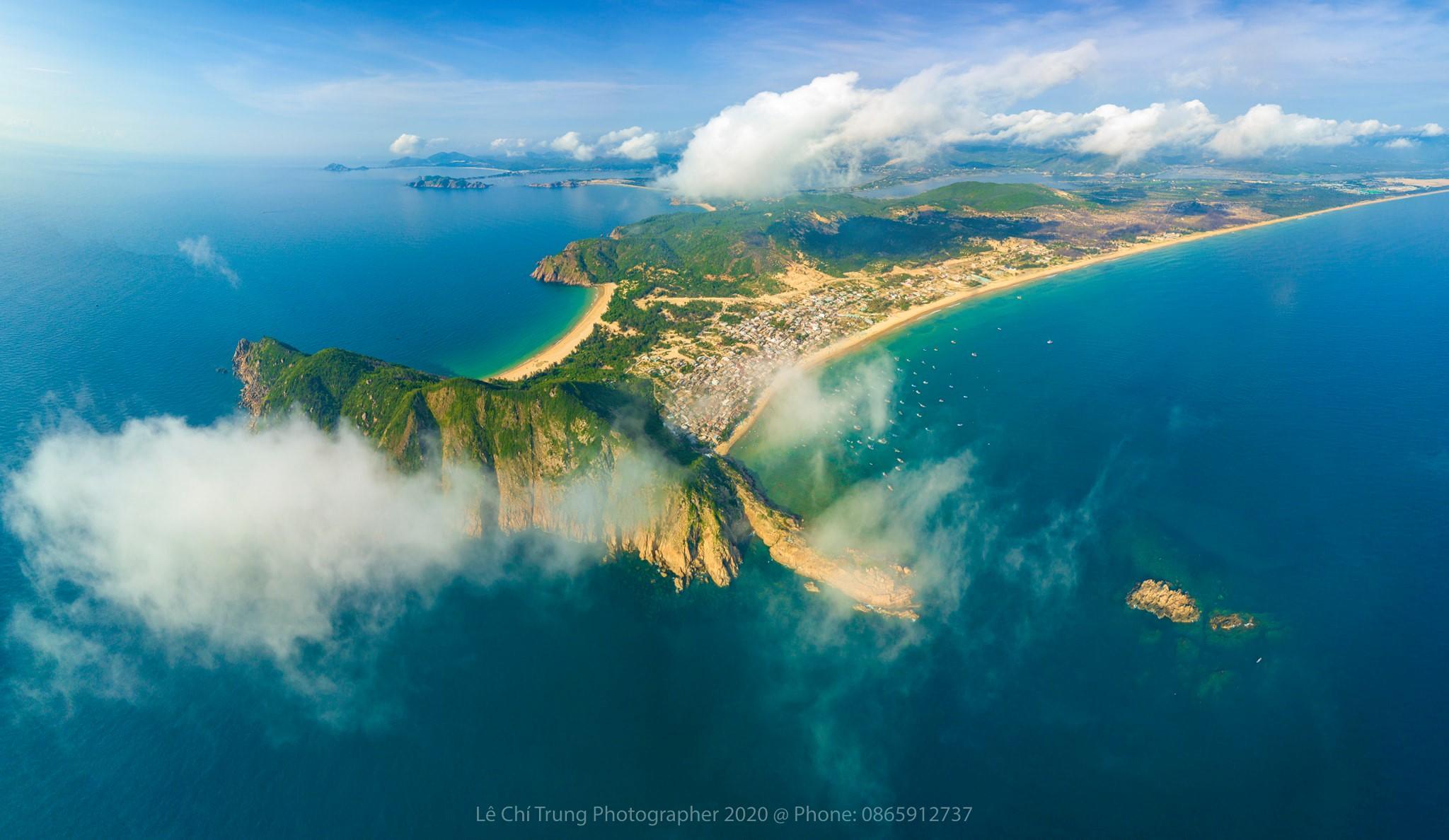 Bình Định là điểm đến hot trên bản bản đồ Việt Nam