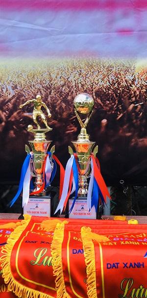 Giải bóng đá Đất Xanh Nam Trung Bộ những dấu ấn để lại