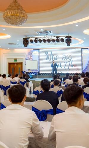 Đất Xanh Nam Trung Bộ đào tạo Marketing thực chiến cho nhân viên