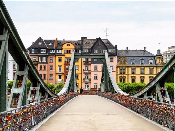 Frankfurt, Đức