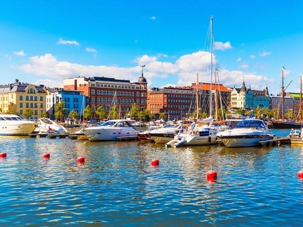 Helsinki, Phần Lan