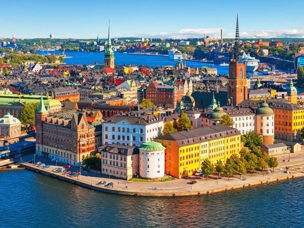 Stockholm, Thụy Điển