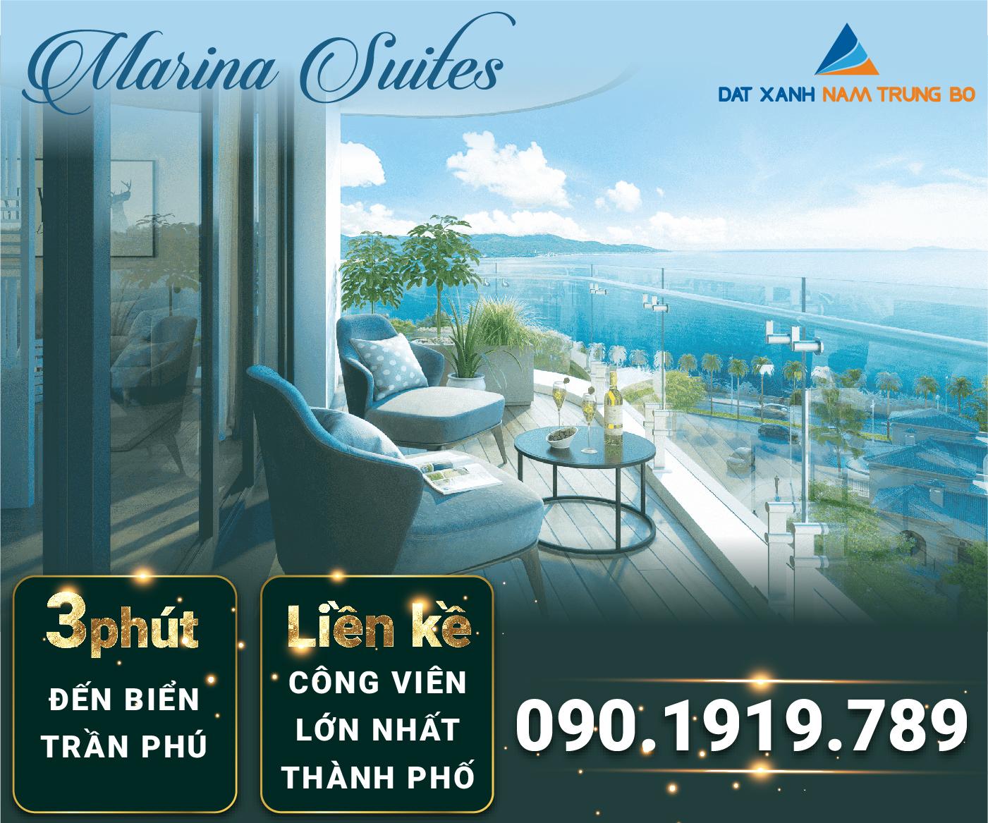 căn hộ nghỉ dưỡng Marina Suites